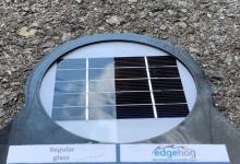 Новое антибликовое стекло для солнечных батарей увеличит их производительность на 12%