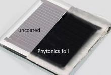 Антибликовая пленка для солнечных панелей улучшит их эффективность на 10%