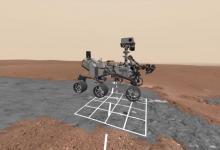 NASA открыло виртуальный тур по Марсу на ровере Curiosity