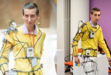 Экзоскелет украинца лидирует в конкурсе стартапов Robot Launch 2016 (видео)