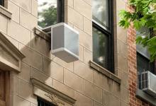 Создан инновационный эко-кондиционер – «оконный сплит» Gradient