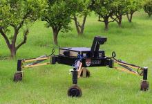 Сельскохозяйственные роботы выходят на новый уровень (видео)