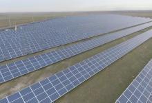 В Николаевской области открыли солнечную электростанцию мощностью 3,5 МВт