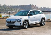 Водородный вседорожник Hyundai NEXO 2019 выходит в продажу. Особенности нового электромобиля