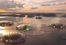 Тропические острова в Финском заливе будут обогревать Хельсинки как гигантский тепловой насос