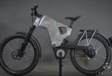 Супервелосипед Trefecta RDR - электрический внедорожник с запасом хода 200 км (видео)