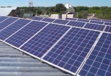 В Днепре на 144 многоэтажки установят солнечные батареи в рамках программы энергоэффективности