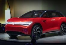 Большой электрокроссовер VW ID ROOMZZ дебютировал в Шанхае