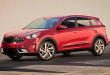Полноценный электромобиль Kia Niro выйдет в 2018 году