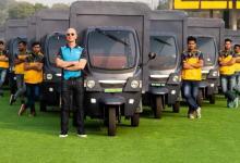 Amazon запускает в Индии 10000 электрических транспортных средств для доставки товаров