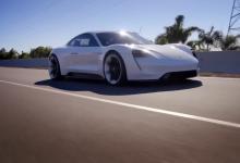 Цена на электромобиль Porsche Taycan разместится между Cayenne и Panamera