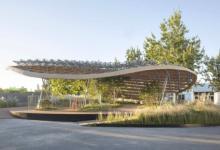 Китайский дом будущего «Living Garden» получил полную автономию за счет энергии солнца