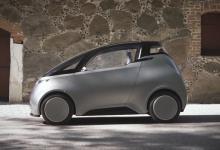 Городской мини-электромобиль Uniti One выехал на дороги (видео)
