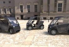 Мини-электромобили Squad: солнечные батареи помощнее и новые опции