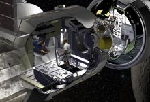 Новая версия жилой капсулы для дальнего космоса представлена Lockheed Martin