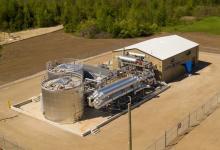 Крупнейшую в мире систему хранения энергии в виде сжатого воздуха построят в Калифорнии