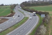Графен в дорожном покрытии впервые применят в Великобритании