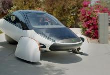 Солнечный электромобиль Aptera Sol превращается в кемпинг: видео