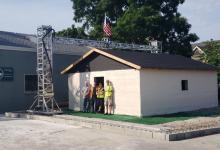 Новый строительный 3D-принтер напечатает дом за 12 часов
