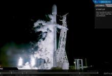 Falcon 9 доставила на орбиту первые спутники SpaceX для глобального интернета