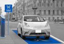 Электрические робо-такси зарядят себя сами без проводов
