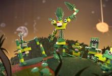 Lego выпустила экологичный конструктор с деталями из растений
