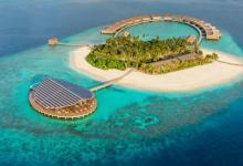 Автономный морской курорт на солнечных батареях Kudadoo открылся на Мальдивах