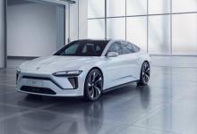 Представлен электромобиль NIO ET, который послужит основой новой линейки седанов
