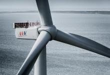 Гигантская ветряная турбина поставила новый рекорд выработки энергии в Дании