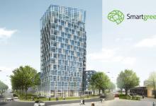Smart Green Tower – многоэтажный экодом, питающий энергией соседние здания