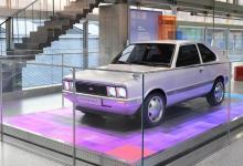 Hyundai PONY превратили в электромобиль