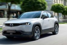 Первый электромобиль Mazda встал на конвейер: всё, что известно о кроссовере MX-30