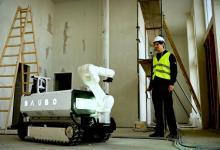 Модульный робот-строитель Baubot получил сразу несколько профессий (видео)