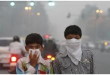 Из-за небывалого смога в Дели запрещают дизельный транспорт
