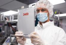 В продажу выходят полутвердые литиевые батареи от Kyocera и 24M с рекордной плотностью энергии