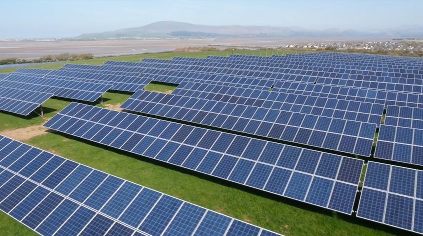 Солнечные электростанции - топ трендов 2019