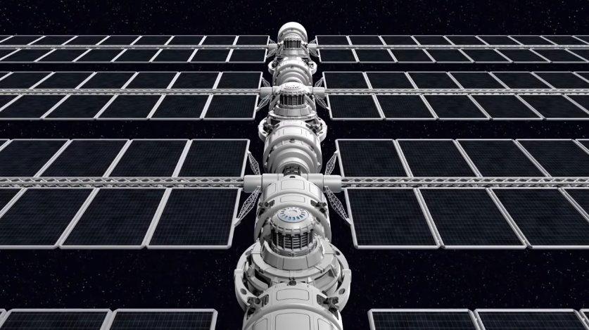 Китай раскрыл планы о своей космической СЭС