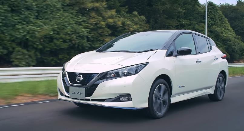 Nissan Leaf e+ 2019: озвучены характеристики и цена нового электромобиля