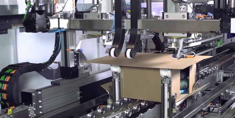 Роботы Amazon ускорят упаковку заказов в пять раз (видео)