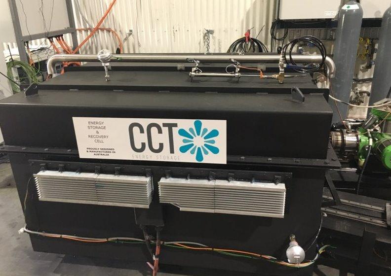 Первая термальная батарея с дешевым и экологичным хранением энергии запущена в работу в Австралии