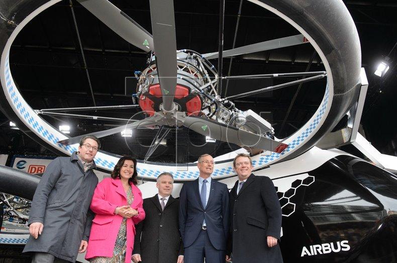 Авиатакси Airbus
