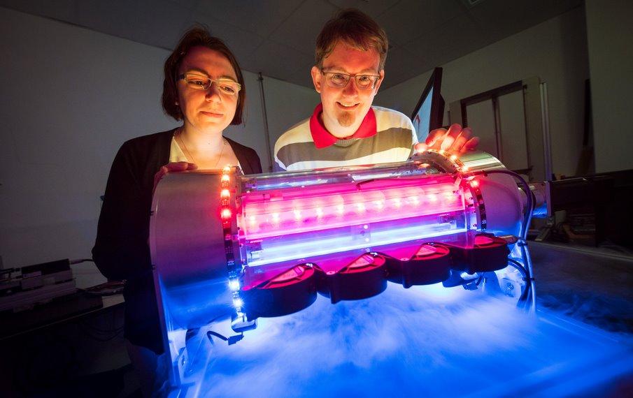 Немецкие ученые создали экологичный кондиционер, который работает без хладагента