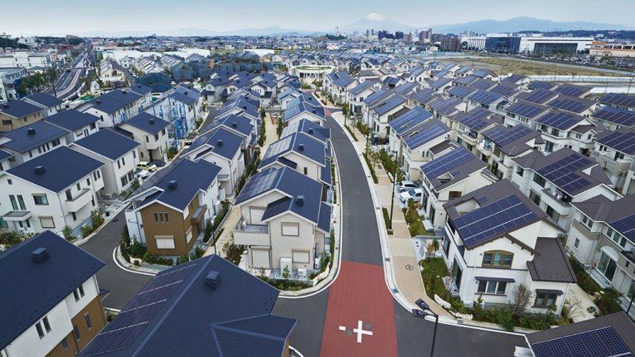 Умный город в Японии