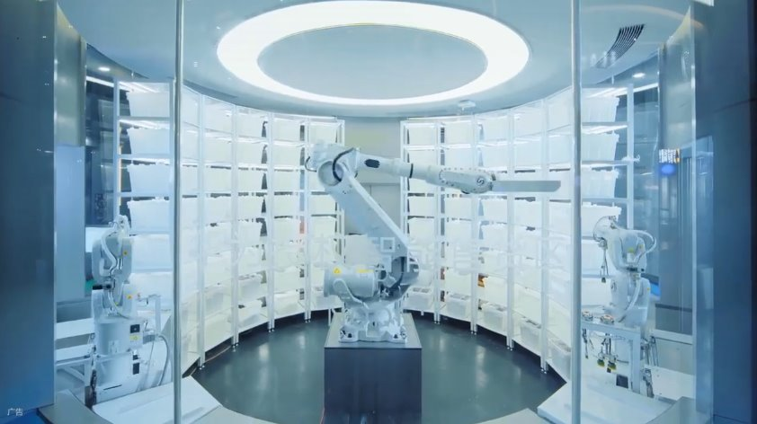 Открылся первый робо-магазин Huawei (видео)