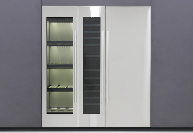 LG представила шкаф-ферму для домашнего садоводства