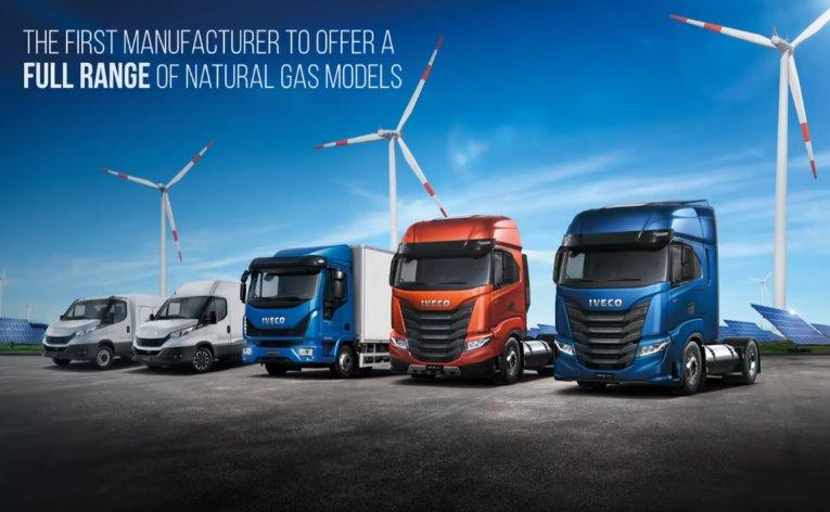 Iveco и Nikola Motor представили электрогрузовик с запасом хода 966 км