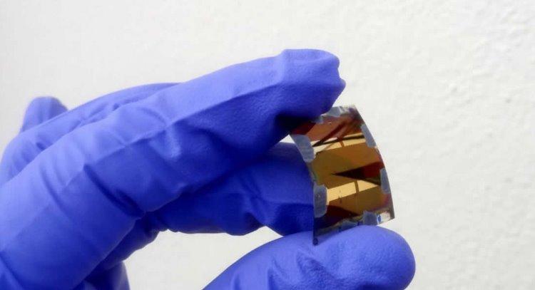 Перовскит солнечные батареи