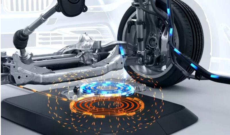 Беспроводная зарядка электромобиля: можно ли отказаться от кабеля?