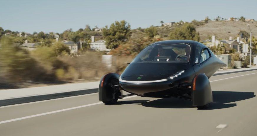 Заказать солнечный электромобиль Aptera уже можно цена и комплектации модели с запасом хода до 1600 км