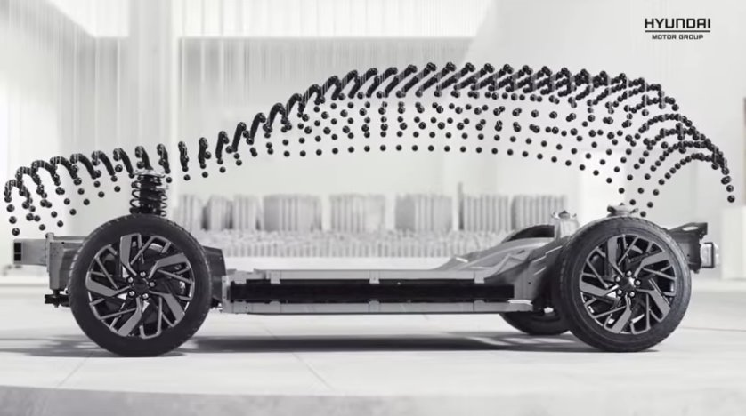 Hyundai показала спец-платформу для электромобилей (видео)